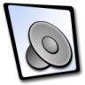 96x96px size png icon of doc sound
