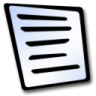 96x96px size png icon of doc text