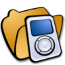 96x96px size png icon of folder ipod