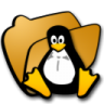 96x96px size png icon of folder linux