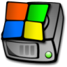 96x96px size png icon of harddrive windows