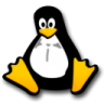96x96px size png icon of linux