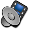 96x96px size png icon of multimedia