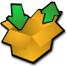 96x96px size png icon of zip software