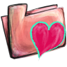 96x96px size png icon of folder fav