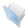 96x96px size png icon of Dossier cache