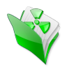 96x96px size png icon of Dossier quarantaine