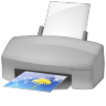 96x96px size png icon of Imprimante