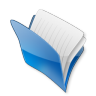 96x96px size png icon of Mes documents