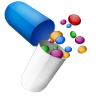 96x96px size png icon of Pc cillin