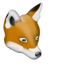 96x96px size png icon of Renard