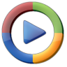 96x96px size png icon of Windows media player