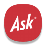 96x96px size png icon of Ask