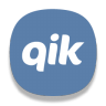 96x96px size png icon of Qik
