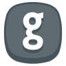 96x96px size png icon of Gittub