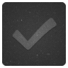 96x96px size png icon of check