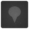 96x96px size png icon of map