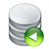 96x96px size png icon of data left