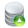 96x96px size png icon of data up