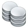96x96px size png icon of datas