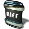96x96px size png icon of File AIFF