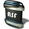 96x96px size png icon of File ASF