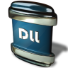 96x96px size png icon of File DLL