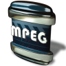 96x96px size png icon of File MPEG