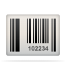 96x96px size png icon of barcode