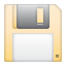 96x96px size png icon of disk