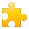 96x96px size png icon of puzzle