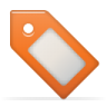 96x96px size png icon of tag