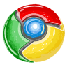 96x96px size png icon of chrome