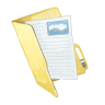 96x96px size png icon of folders docs