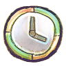 96x96px size png icon of G12 Clock