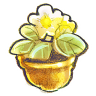 96x96px size png icon of G12 Flowerpot Flower