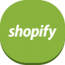 96x96px size png icon of shopify
