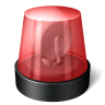 96x96px size png icon of alert