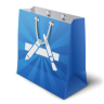 96x96px size png icon of apple appstore