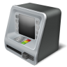96x96px size png icon of atm money
