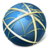 96x96px size png icon of internet