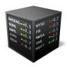96x96px size png icon of stock market