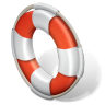 96x96px size png icon of support