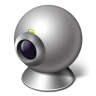 96x96px size png icon of video call cam