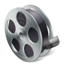 96x96px size png icon of video
