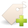 96x96px size png icon of Actions tag new