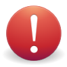 96x96px size png icon of Button warning