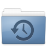 96x96px size png icon of Folder recent