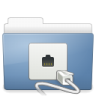 96x96px size png icon of Folder remote