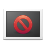 96x96px size png icon of Status missing